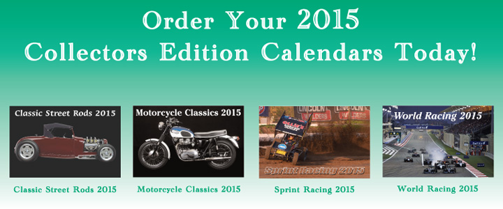 Paul Oxman Publishing Calendars