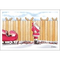 Where'd The Reindeer Go