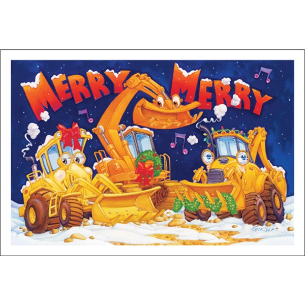 Merry Merry Equipment