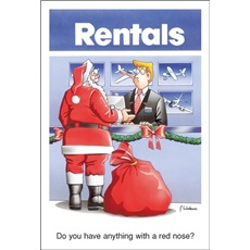 Do You Have Anything With A Red Nose