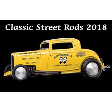 Classic Street Rods 2018 Calendar