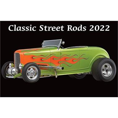 Classic Street Rods 2022 Calendar