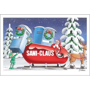Sani-Claus