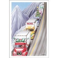Trucking Caravan