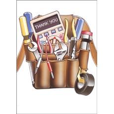 Thank You Tool Belt