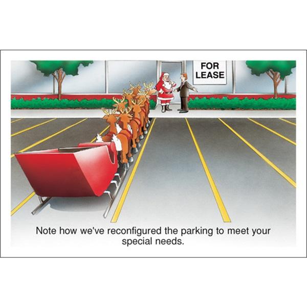We Reconfigured The Parking