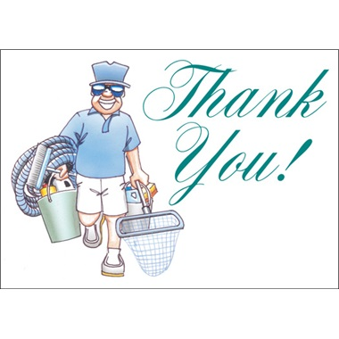 Your Pool Guy Says Thanks