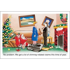 We Get A Lot Of Chimney Related Claims
