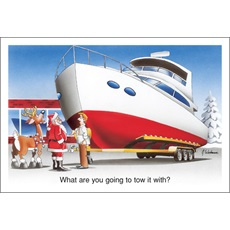 What Are You Going To Tow The Boat With