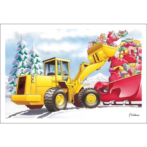 Last Load Santa