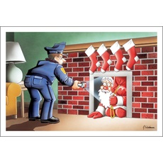 Santa I Thought You Were A Burglar