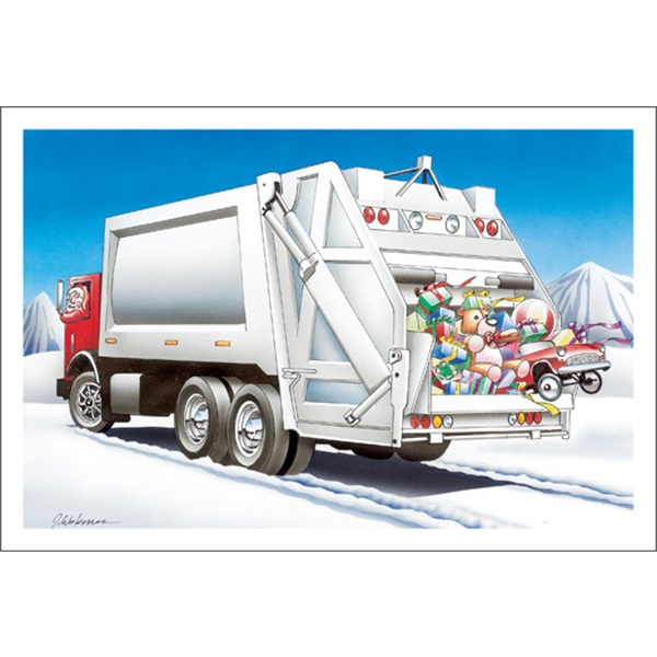 Garbage Truck Delivery