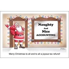 Naughty & Nice Accounting