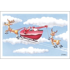 Free Ride For Rudolph