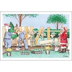 Mending Fences Planting Trees