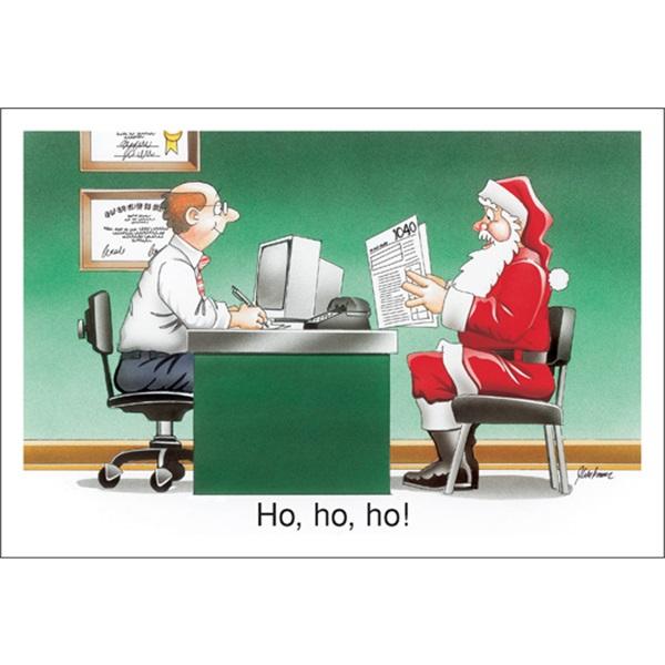 """""""Ho, Ho, Ho!"""""""