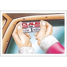 Claus Oil Change