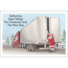 Delivering Glad Tidings