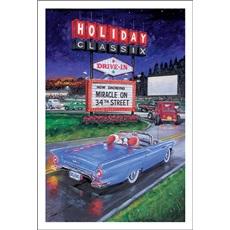 Classic Drive In Movie