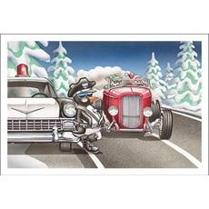 Slow Down Santa