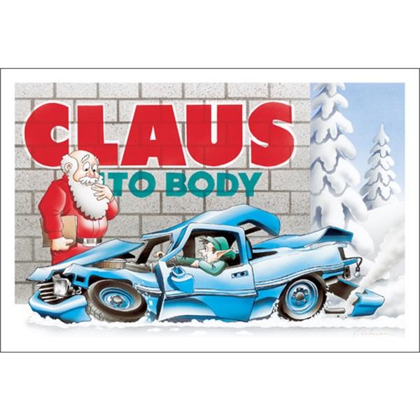 Claus Auto Body