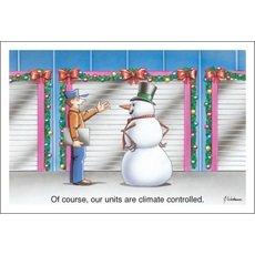 Of Course Our Units Are Climate Controlled