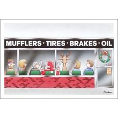 Mufflers - Tires - Brakes - Oil