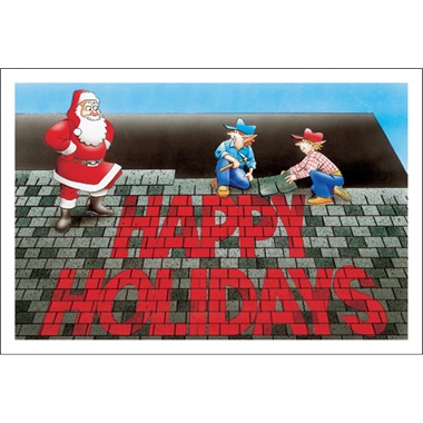 Happy Holidays Roofing