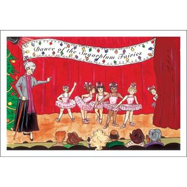 Dance Of The Sugarplum Fairies