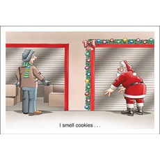 I Smell Cookies
