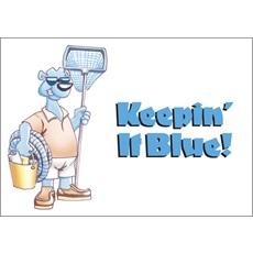 Keepin' It Blue