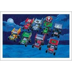 Sprint Car Sleigh Team