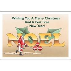 Pest Free New Year