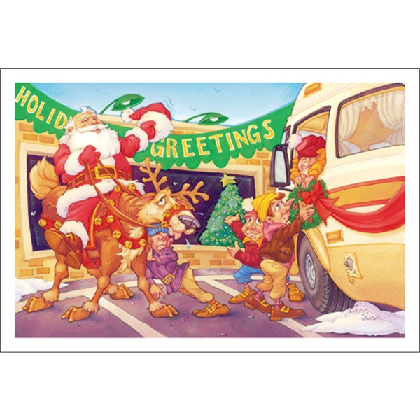 Holiday Greetings RV Style