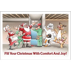 Filled With Comfort & Joy