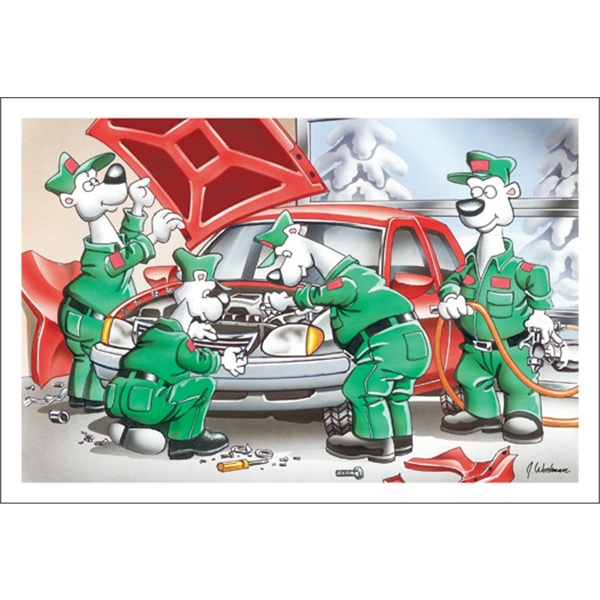 Polar Bears Repair It Best