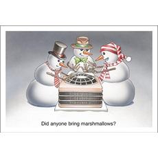 Anyone Bring Marshmallows