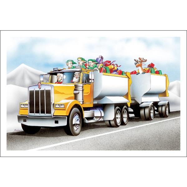 Double Dump Trucking