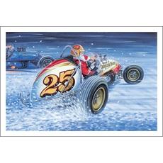 Speeding Through the Snow
