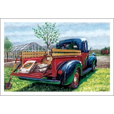Old Truck Landscaping