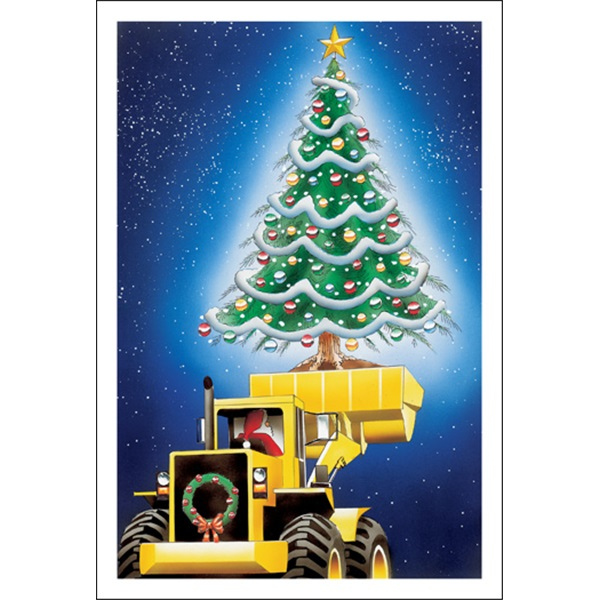The Tree Is In The Loader