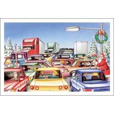 Causing A Traffic Jam