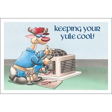Keeping Your Yule Cool