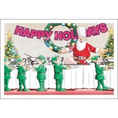Happy Holidays Buffet