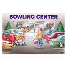 Bowling Center Here We Come!