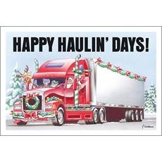 Happy Haulin' Days