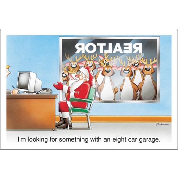 Eight Car Garage Please