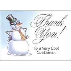 A Very Cool Customer