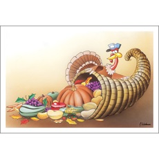 Cornucopia Thanksgiving