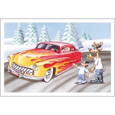 Nice Ride Santa